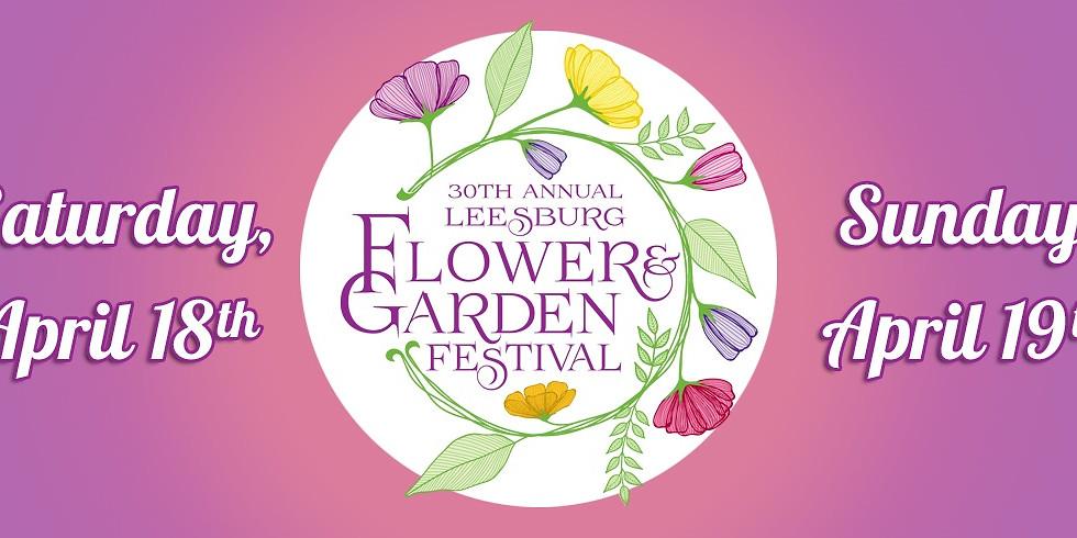 Leesburg Flower Show