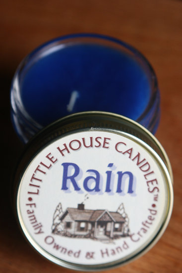 Rain  - Jelly Jar