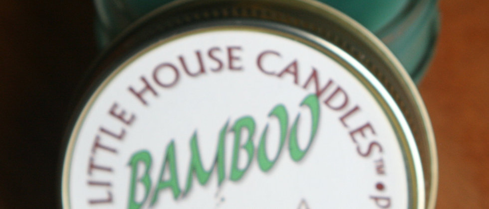 Bamboo - Jelly Jar
