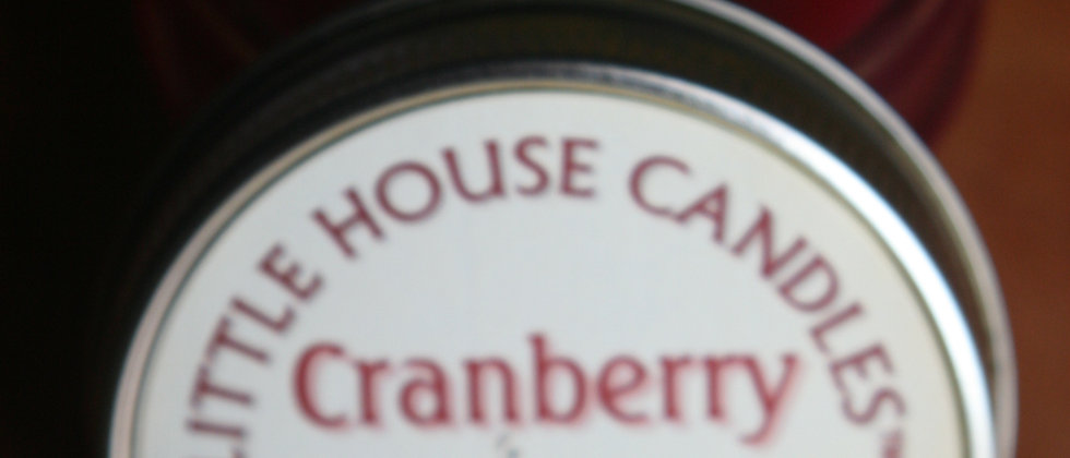 Cranberry - Jelly Jar