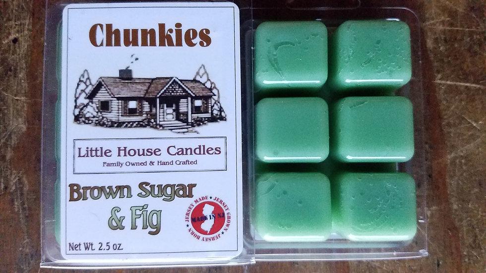Brown Sugar + Fig  Chunkie
