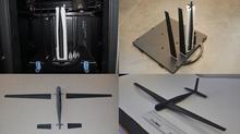 3D Print Support in Initial Development