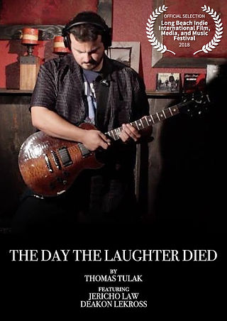 The Day The Laughter Died poster.jpg