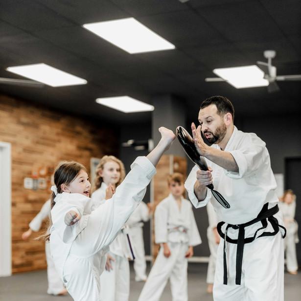 Kampfkunstschule und Kampfsportschule Poing für Taekwondo, Judo und Karate
