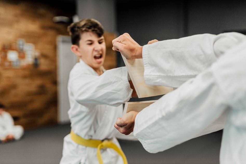 Kampfkunst lernen für Kinder, Jugendliche und Erwachsene