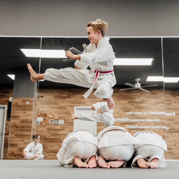 Kampfsport und Selbstverteidigung für Kinder in Poing