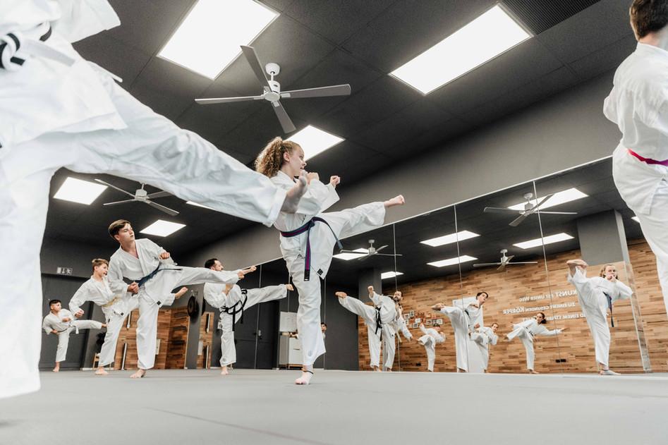 Kampfsport und Selbstverteidigung für Jugendliche in Poing