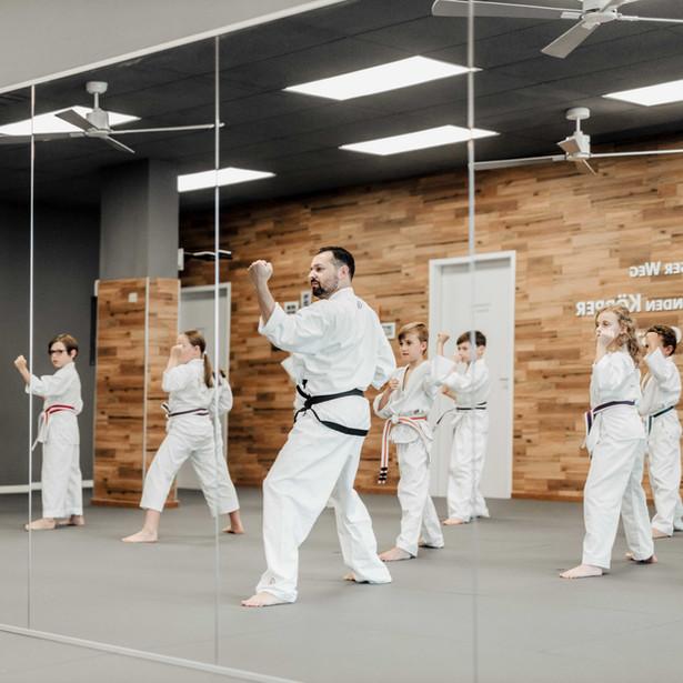 Kampfkunst lernen für Kinder, Jugendliche und ErwachseneKampfkunst lernen in Poing