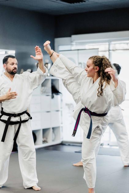 Kampfkunst lernen in Poing