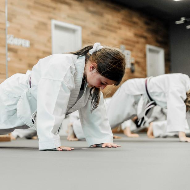 Kampfsport und Selbstverteidigung für Erwachsene in Poing