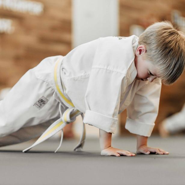 Karate Unterricht in Markt Schwaben