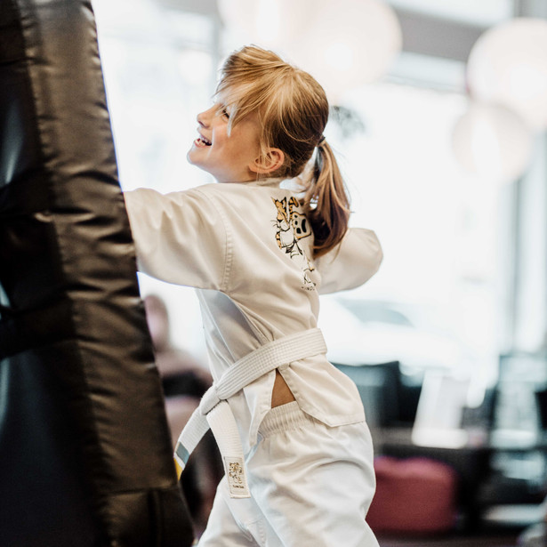 Kinderkampfkunst in Forstinning