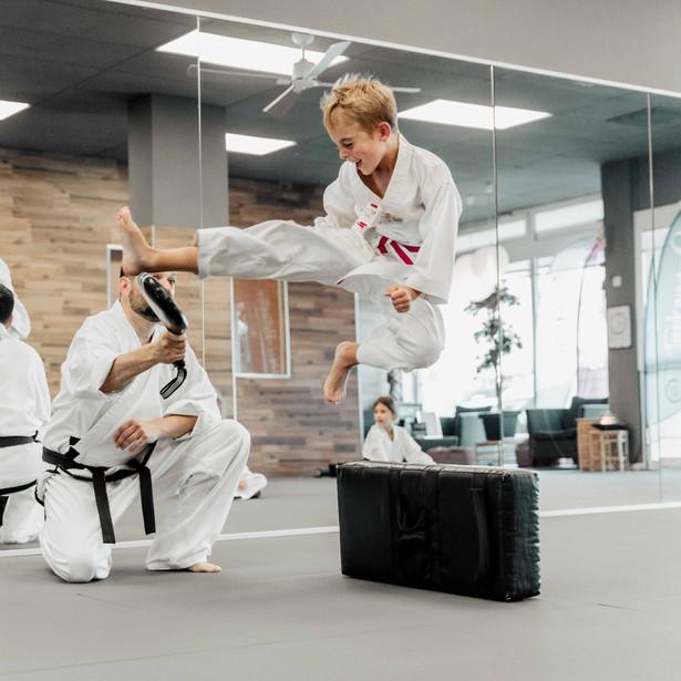 Kampfsport und Selbstverteidigung in Poing