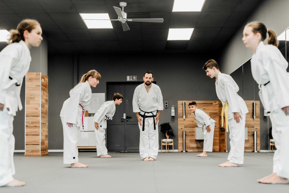 Taekwondo Unterricht in Poing