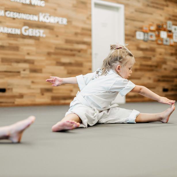 Kinderkampfkunst in Poing