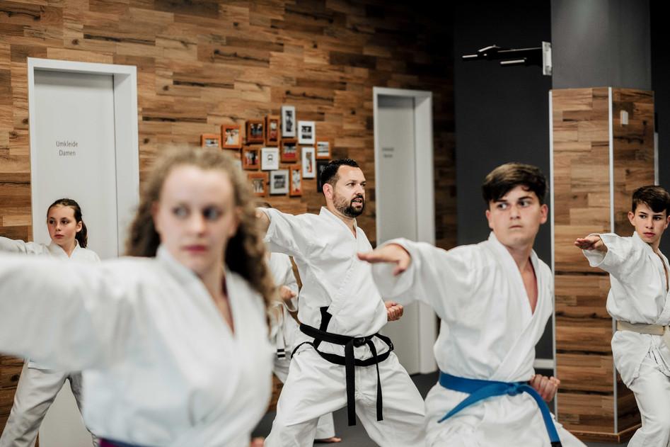 Karate Unterricht in Poing