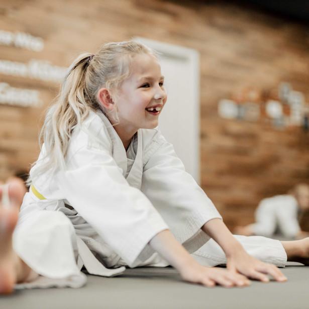 Karate für Kinder in Poing