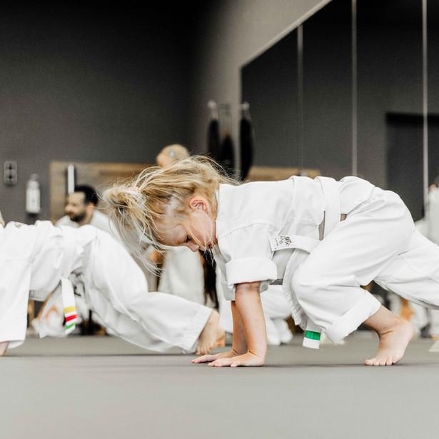 Kampfkunst in Poing