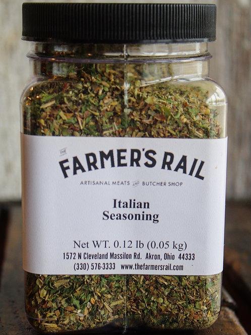 Italian Seasoning, TFR, .12 lb