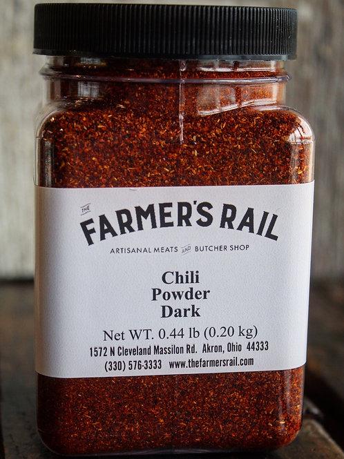 Chili Powder, Dark, TFR, .44 lb