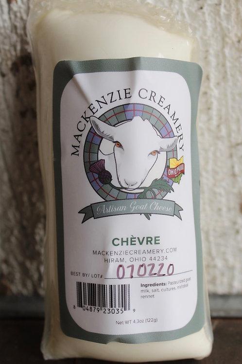 Plain Chèvre, Mackenzie Creamery, 4 oz.