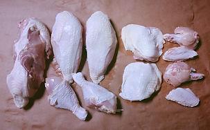 Pasture Raised Chicken, Ohio Farm, Fresh Chicken