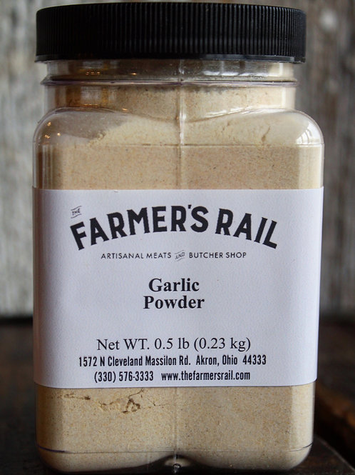 Garlic Powder, TFR, .5 lb.