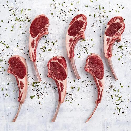Lamb Rib Chops, 4/pk
