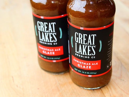 Great Lakes Brewing Co., Christmas Ale Glaze, 12.5oz