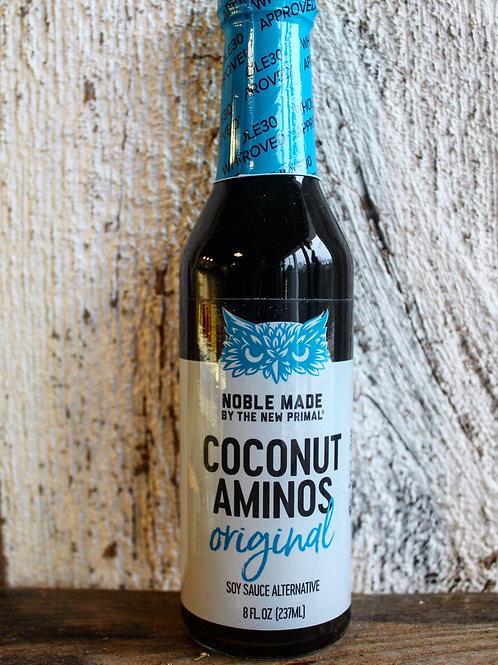 Coconut Aminos, Noble Made, 8oz