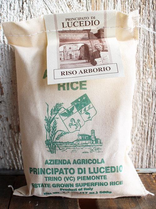Arborio Rice, Principato di Lucideo, 1.1#