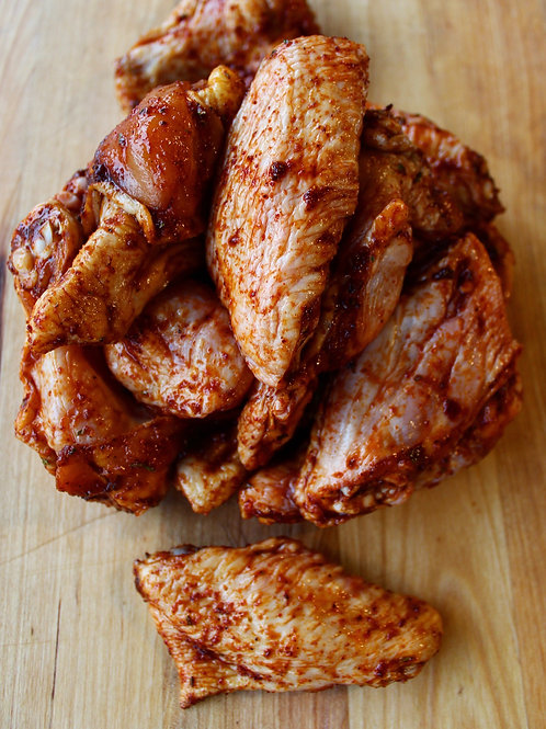 Maple BBQ Party Wings, 2#