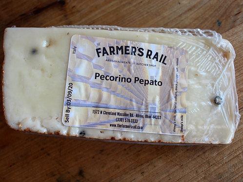 Moliterno Pecorino Pepato, Central Formaggi, 6-8oz