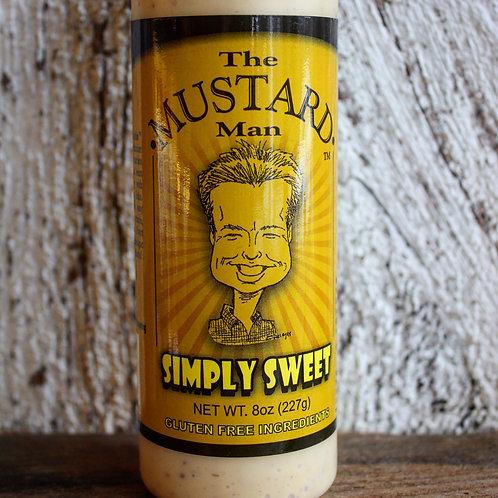 Mustard, The Mustard Man, 8 oz.