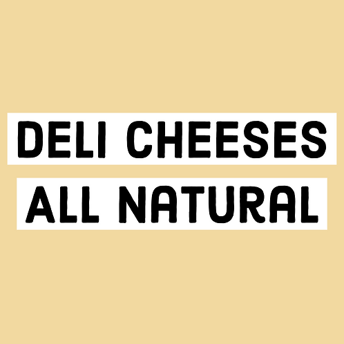 Deli Cheese, 16oz
