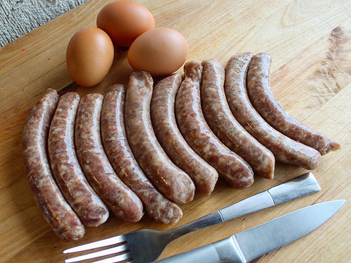 Country Style Pork Breakfast Links, 1#