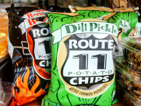 Route 11 Potato Chips, 6oz