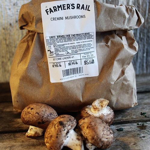 Cremini Mushrooms, 1#