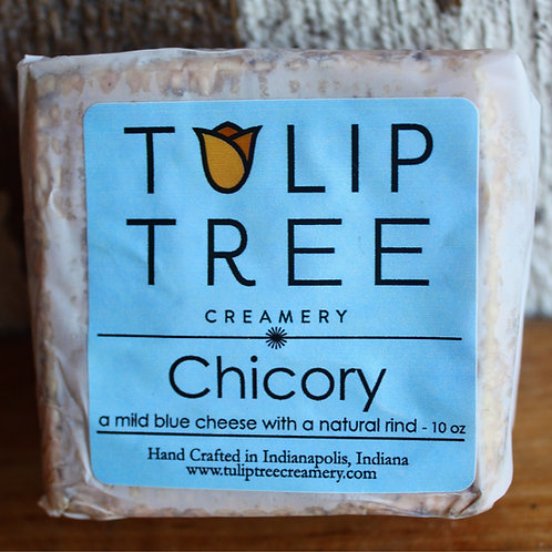 Chicory Creamy Bleu Cheese, Tulip Tree Creamery