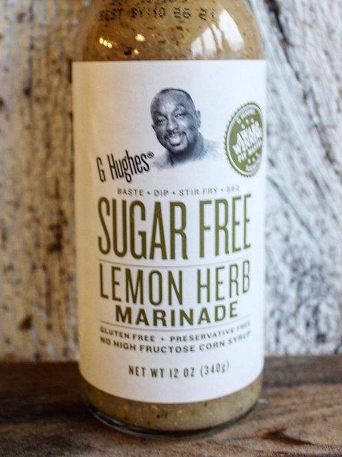 Lemon Herb Marinade, G. Hugh's, 12 oz.