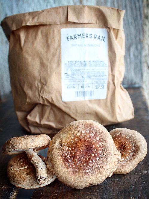 Shitake Mushrooms, 1/2 lb.