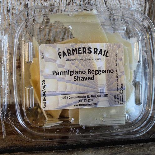 Parmigiano Reggiano Shaved, 24mo, 4-6oz