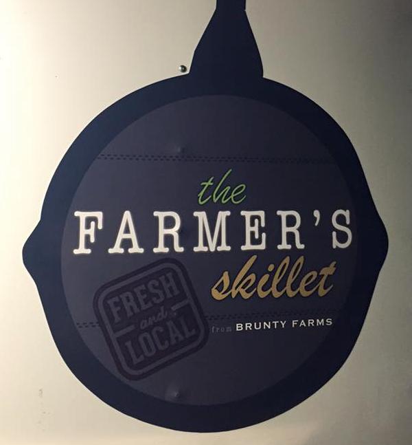 Food Truck, The Farmer's Skillet