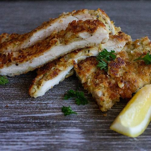 Chicken Schnitzel, 2/pk
