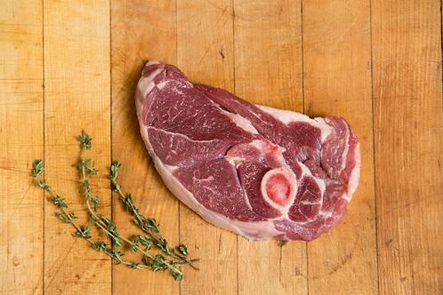 Lamb Shoulder Steak, 2/pk