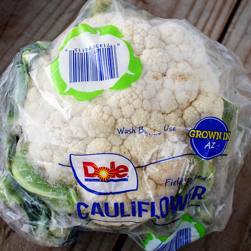Cauliflower Head, Dole