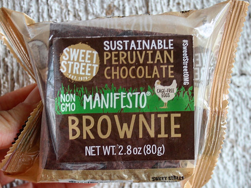 Brownie, Manifesto, 2.8 oz.