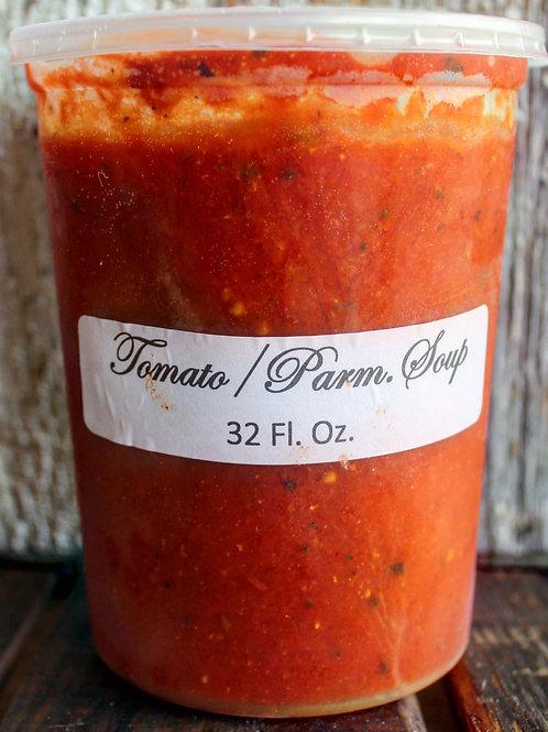 Tomato Parmesan Soup, Tao of Dough, 32 fl. oz.