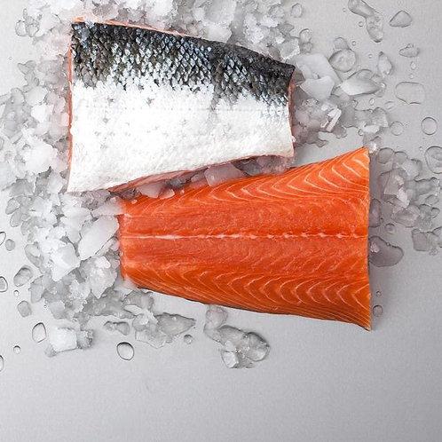 Faroe Salmon Tails, 2/pk