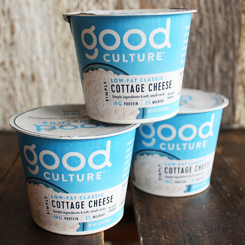 Cottage Cheese, Good Culture, 4 oz